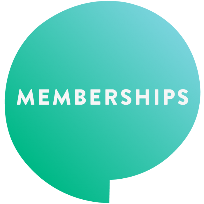 Click here for more on Membership...